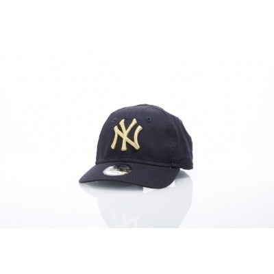 Afbeelding van New Era Kids 80536479 Dad cap Infant golden 940 NY Yankees Blauw
