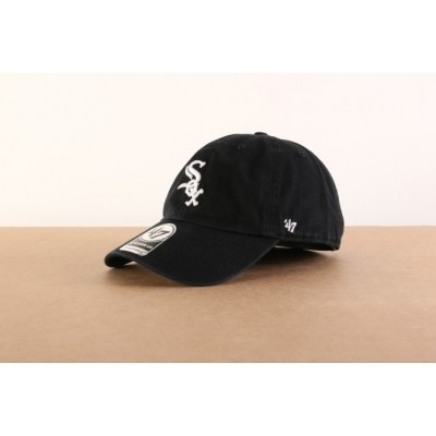 Afbeelding van 47 Brand B-RGW06GWS-HM Dad cap Clean up Chicago White Sox Home