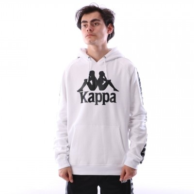 Kappa 303WH20-903 Hooded Authentic hurtado Wit
