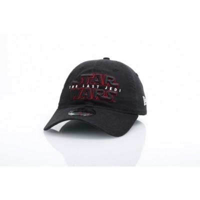 Afbeelding van New Era 70421177 Dad cap Star Wars Jedi Zwart