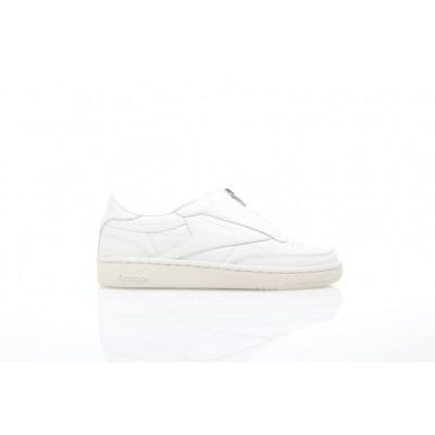 Afbeelding van Reebok Ladies BS6612 Sneakers Club c85 zip Wit