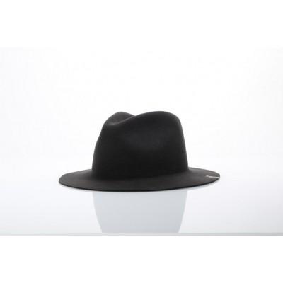Afbeelding van Brixton 00622 Hat Mojave Zwart