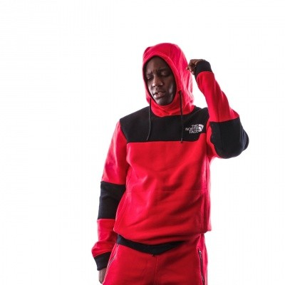 Afbeelding van The North Face M HIMALAYAN HOODIE T93L6I682 Hooded TNF RED