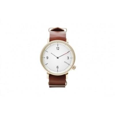 Afbeelding van Komono KOM-W1944 Watch Magnus II Bruin