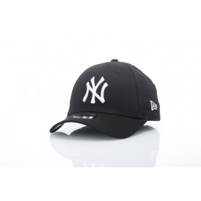 Afbeelding van New Era Kids 10879076 Dad cap 940 MLB league basic NY Yankees Zwart