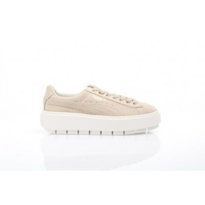 Puma Ladies 365830-02 Sneakers Platform trace Bruin