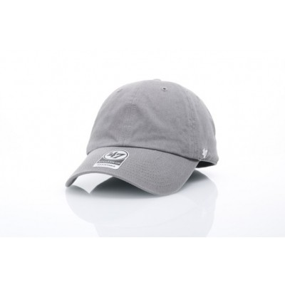 47 Brand BL-GW00GWSNL-DY Dad cap Classic '47 clean up Grijs