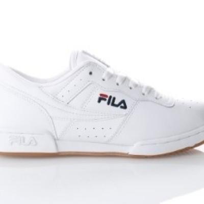 Fila 1VF80172-150 Sneakers Original fitness Wit