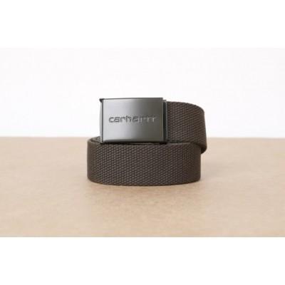 Carhartt WIP I020451-6300 Belt Clip tonal Groen