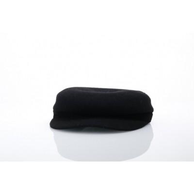 Afbeelding van Kangol K3124HT Flat cap Wool enfield Zwart