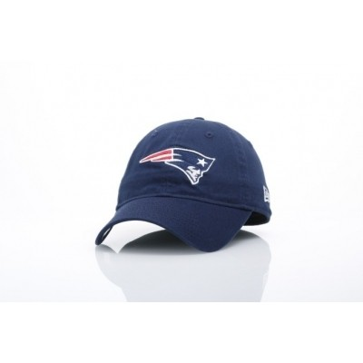 New Era 11434527 Dad cap NFL unstructed New England Patriots Official team colors