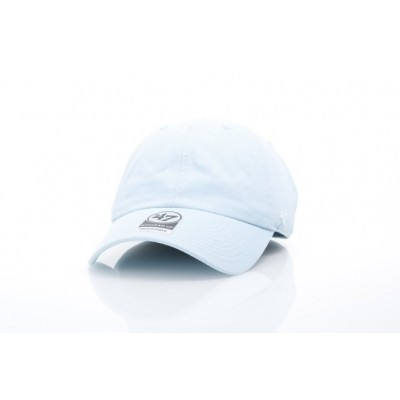 Afbeelding van 47 Brand BL-GW00GWSNL-LC Dad cap Classic clean up Light columbia
