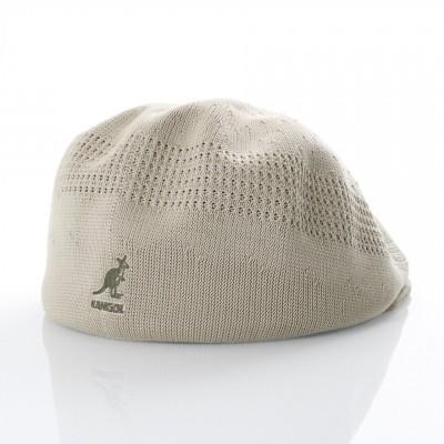 Kangol K3208HT Flat cap Tropic 507 ventair Bruin