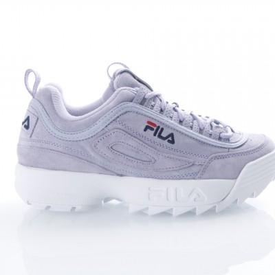 Fila Ladies 1010304-70Q Sneakers Disruptor s Lila