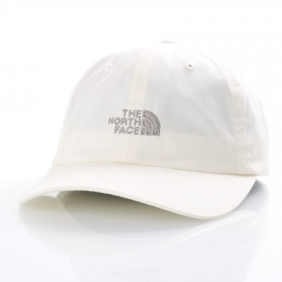 Afbeelding van The North Face T9355W-2KP Strapback cap The norm Wit