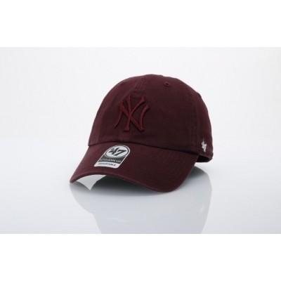47 Brand B-RGW17GWS-KMB Dad cap Clean up NY Yankees Bruin