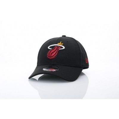 Afbeelding van New Era 11405603 Dad Cap The League Miami Heat Official Team Colors