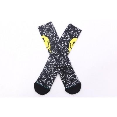 Stance M556C17NOD Socks No duh Zwart
