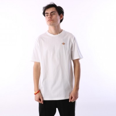 Dickies 06 210578-WH T-shirt Stockdale Wit