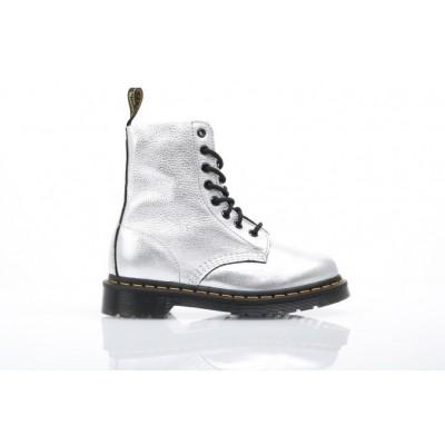 Dr. Martens Ladies 22502040 Boots Pascal metallic Zilver