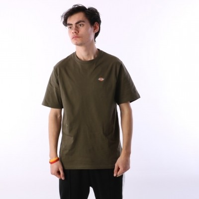 Dickies 06 210578-DKO T-shirt Stockdale Dark olive