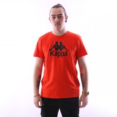 Kappa 303LRZO-Q17 T-shirt Authentic Estessi Red/orange