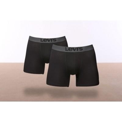 Afbeelding van Levi's Bodywear 951007001-884 Boxershort 200SF brief 2-pack Zwart