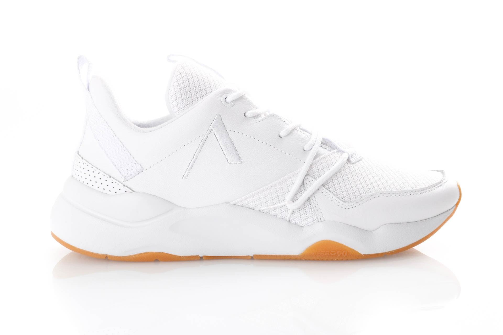 Foto van Arkk Asymtrix Mesh Fpro-90 -M Ml3008-0010-M Sneakers All White Light Gum