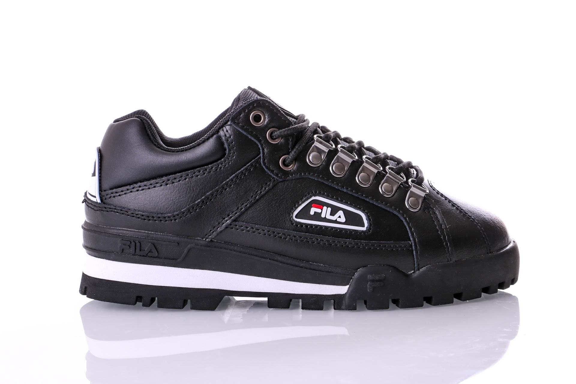 Foto van Fila Trailblazer L wmn 1010482 Sneakers black