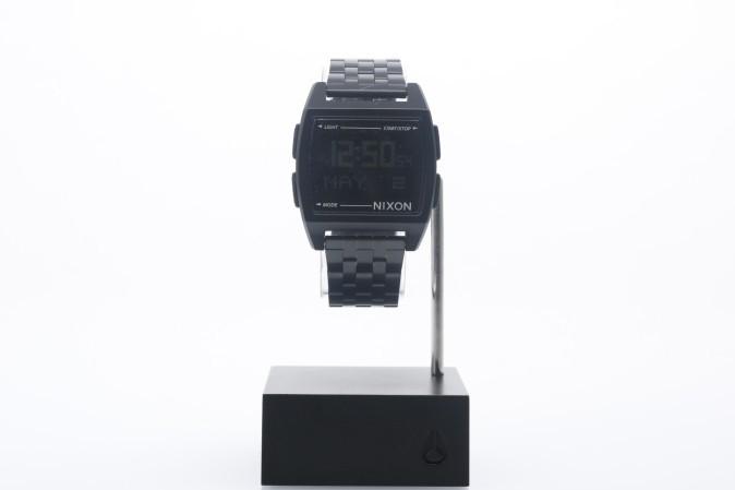 Afbeelding van Nixon A1107-001-00 Watch Base Zwart