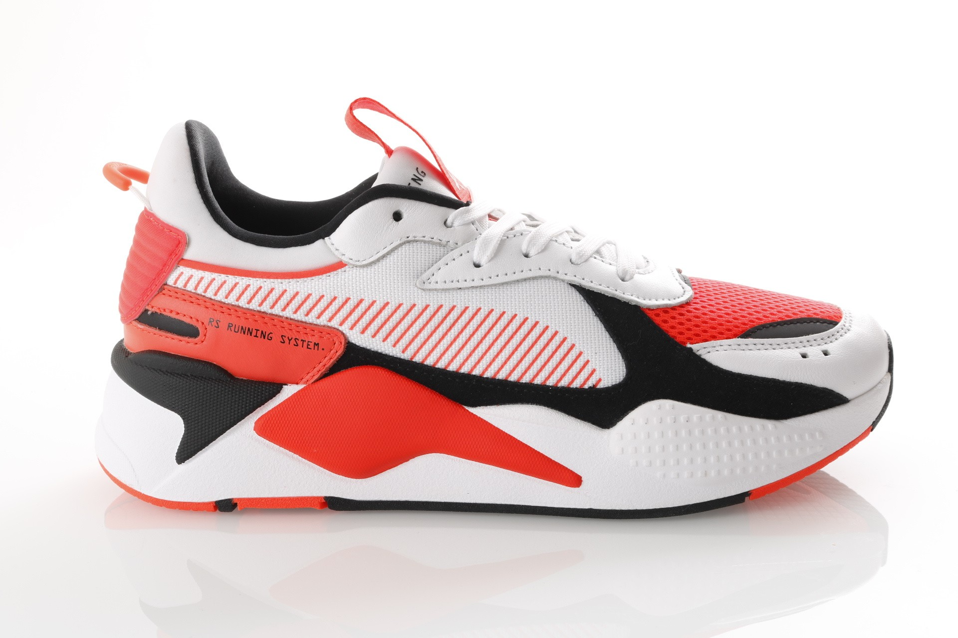 a0df4ad5b08 Afbeelding van Puma Rs-X Reinvention 369579 Sneakers Puma White-Red Blast