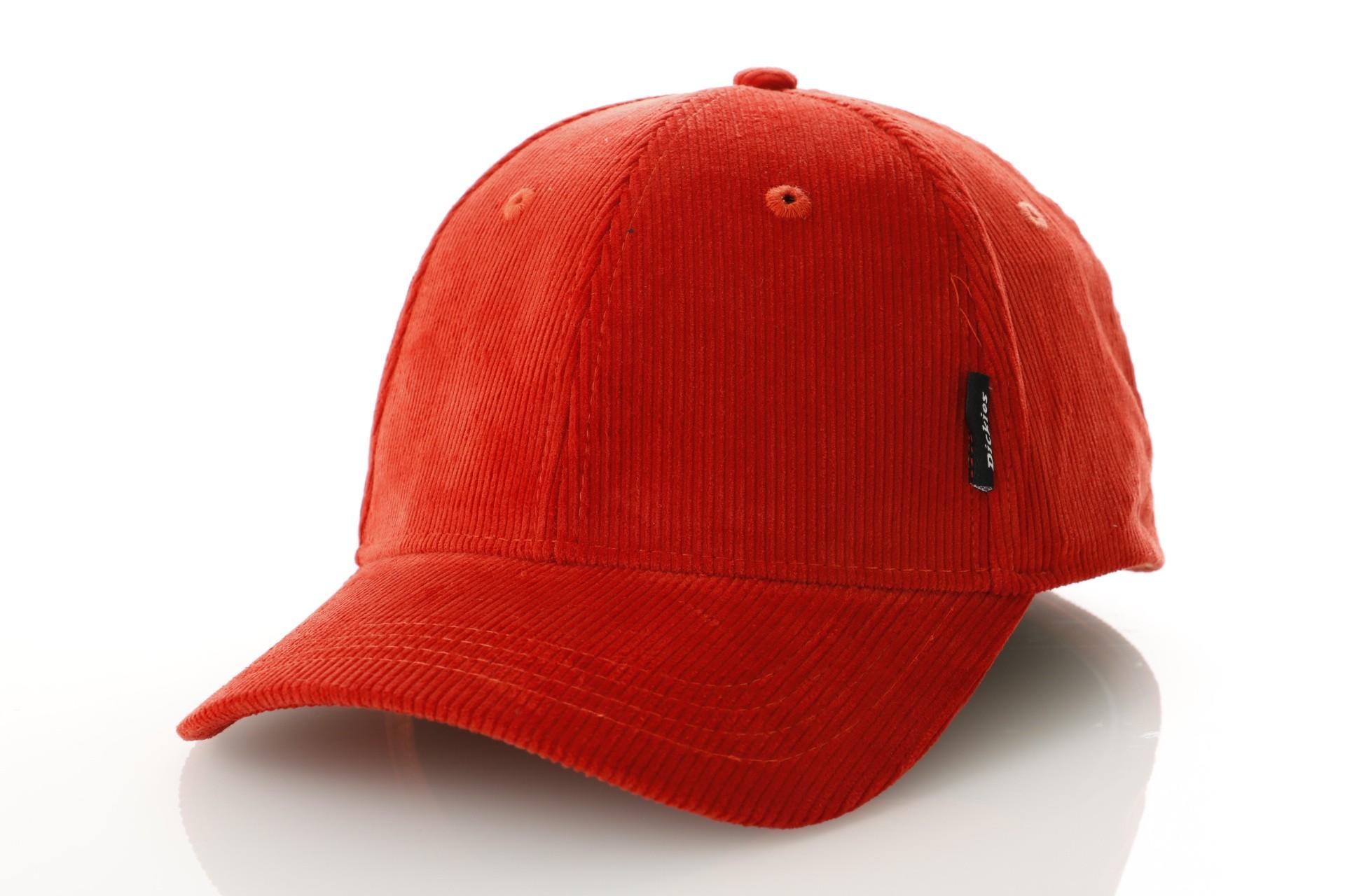 Foto van Dickies Banco 08 440042 Dad cap Orange