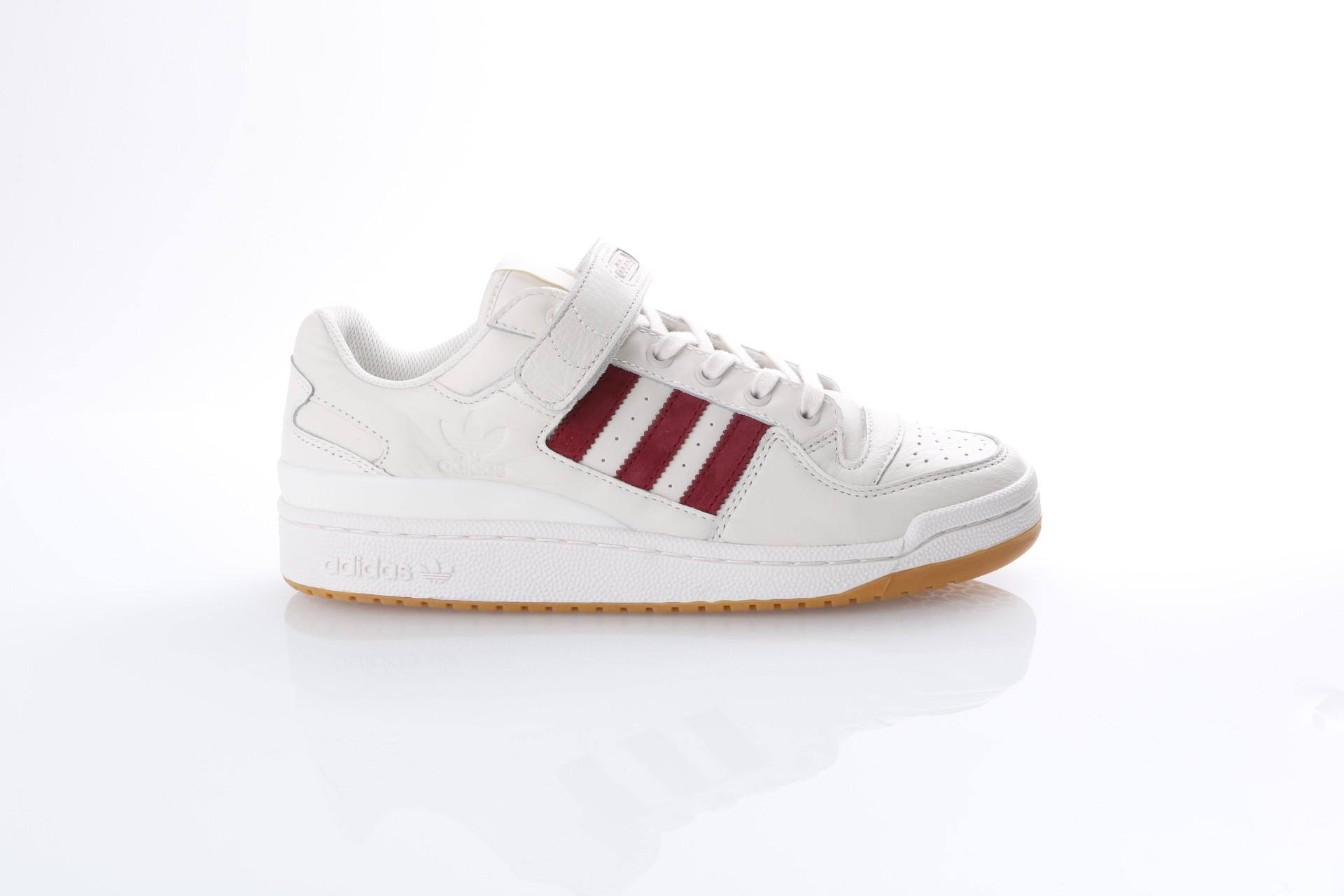 check out 39d22 a8e71 Adidas Originals CQ0997 Sneakers Forum low Wit