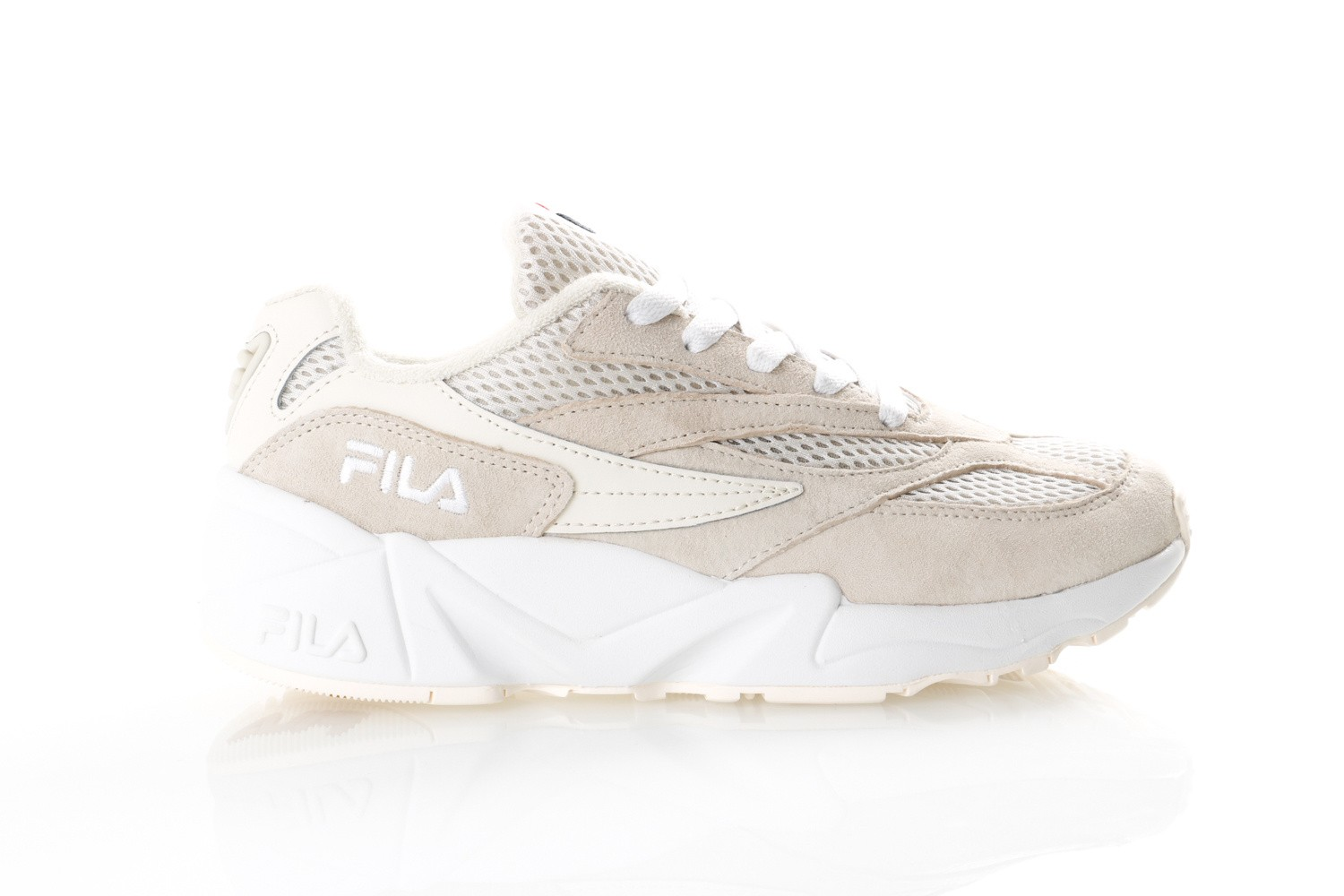 Foto van Fila V94M Low Wmn 1010600 Sneakers Antique White