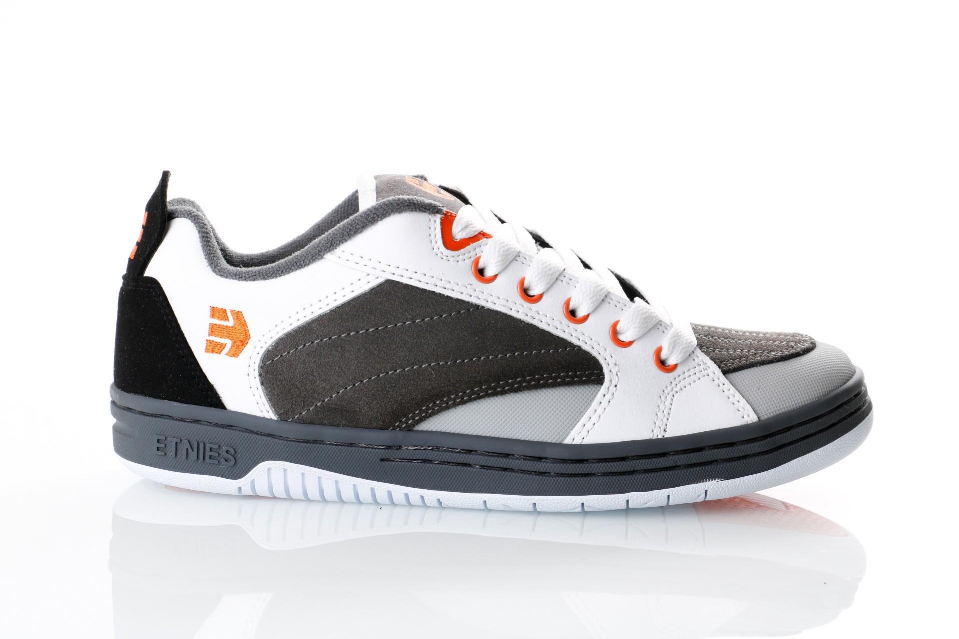 Foto van Etnies Czar 4101000508 Sneakers Grey/White/Orange