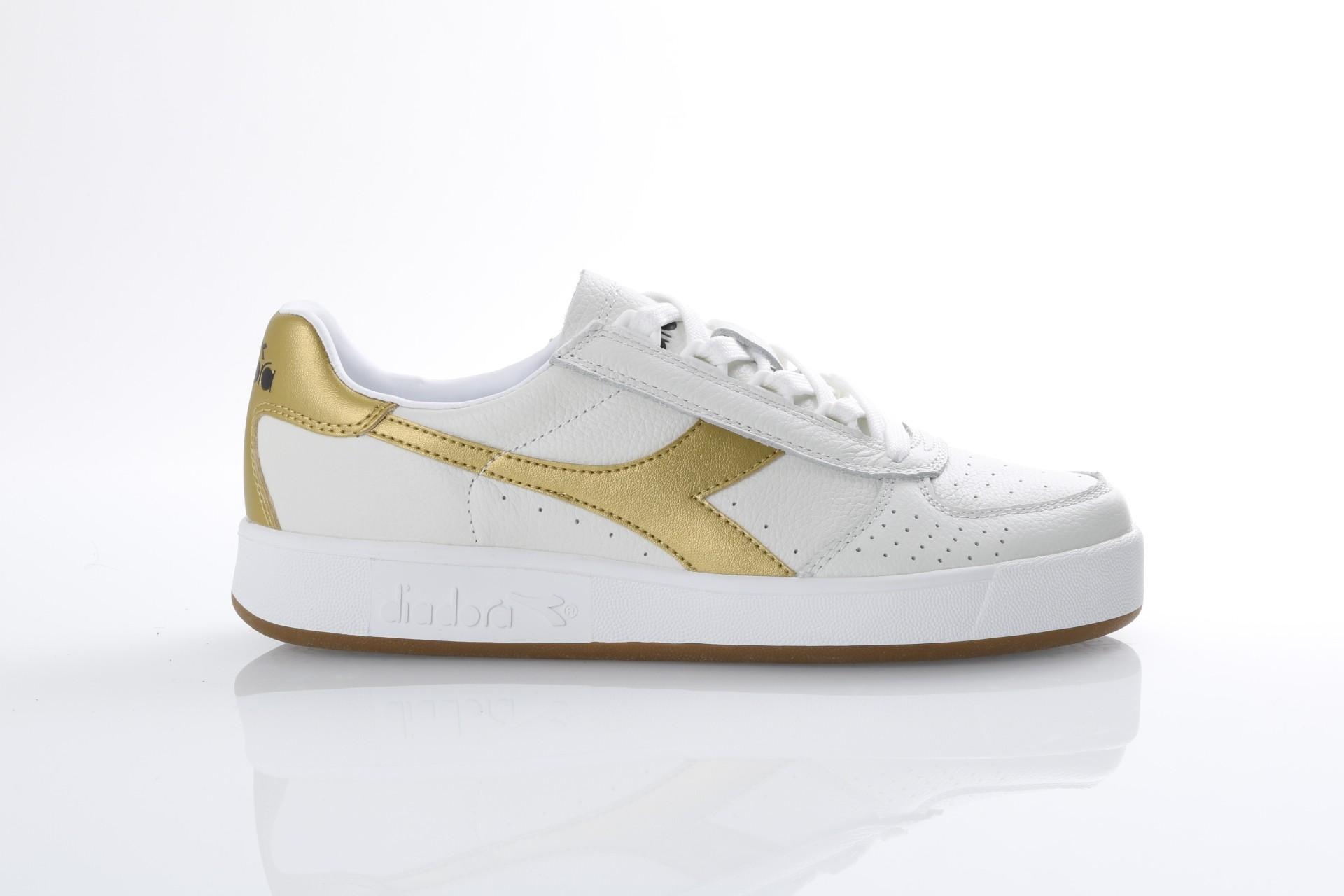 Foto van Diadora 501.173.090-C1070 Sneakers B elite 1 Wit