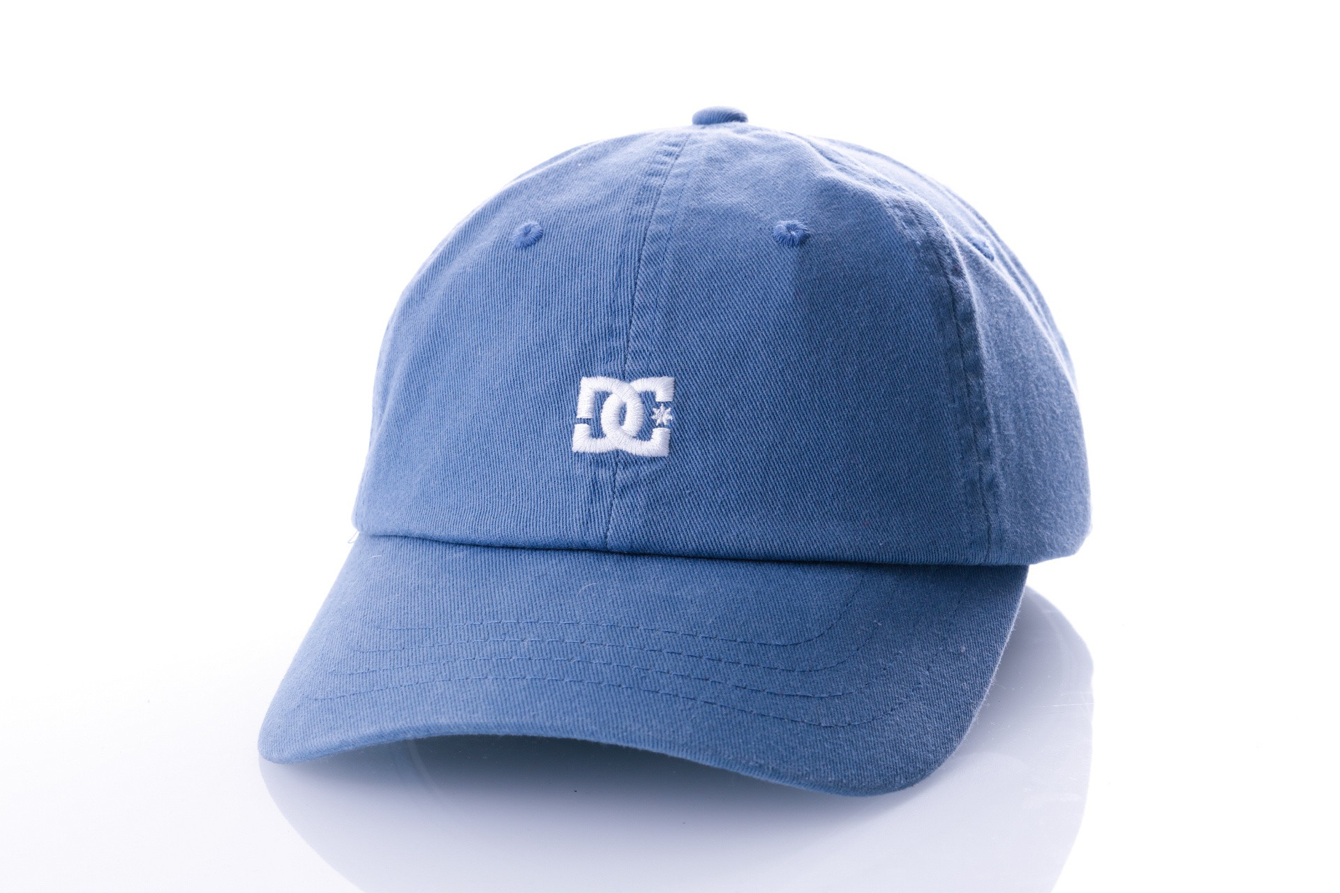 Foto van DC UNCLE FRED HDWR BMK0 ADYHA03546 dad cap Blue Mirage