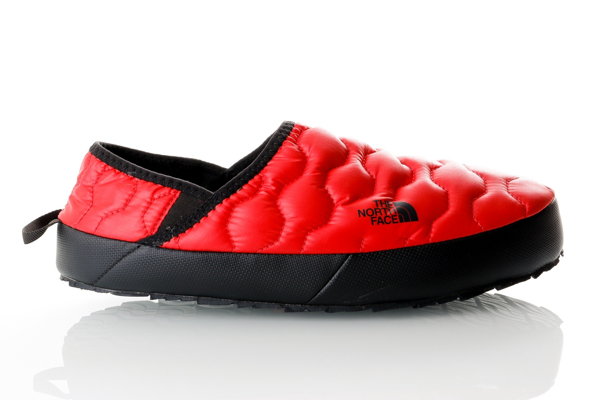 Afbeelding van The North Face M TB TRCTN MULE IV T9331E5QY pantoffels SHINY TNF RED/TNF BLACK