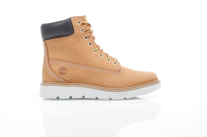 Foto van Timberland Ladies CA161U Boots Kenniston 6-inch lace up Bruin