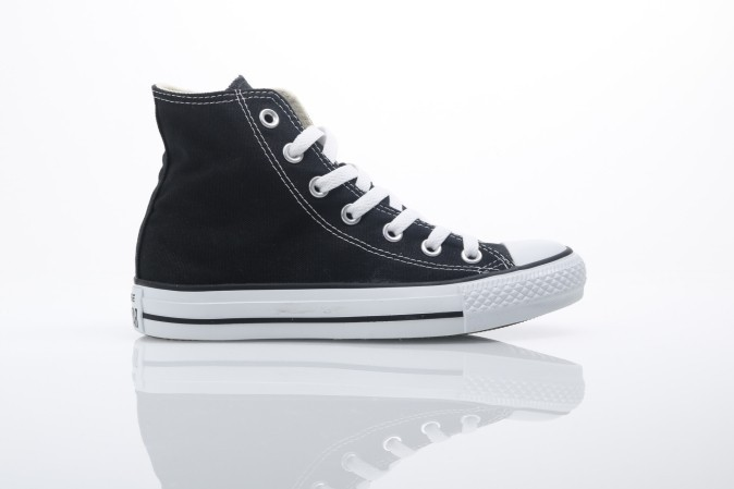 Foto van Converse M9160C Sneakers All Star Hi Zwart