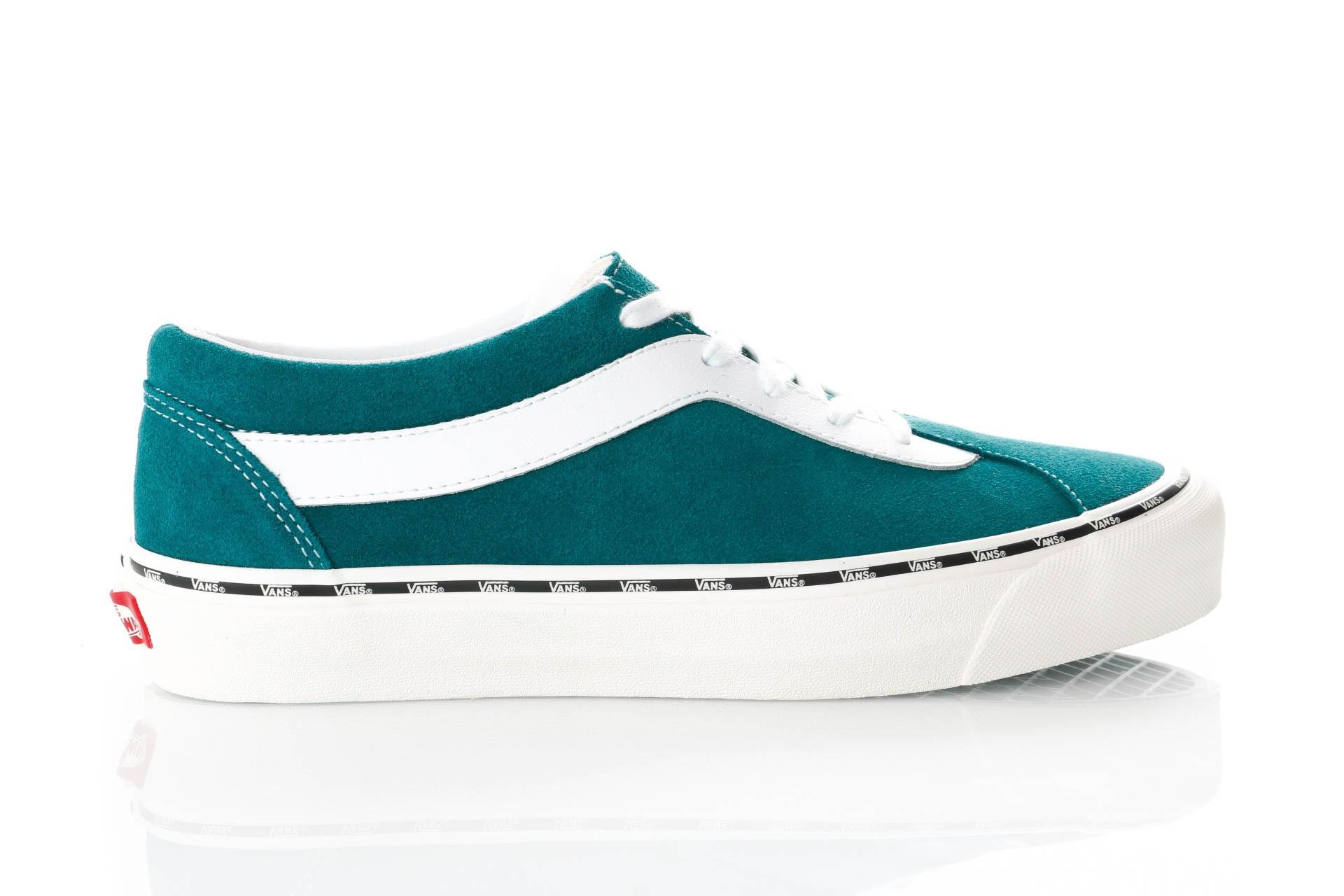 Foto van Vans Ua Bold Ni Vn0A3Wlpvlg Sneakers (New Issue) Quetzal Green/True White