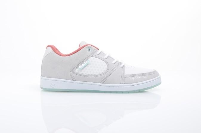 Foto van éS 5107000109-370 Sneakers Accel slim x DGK Grijs