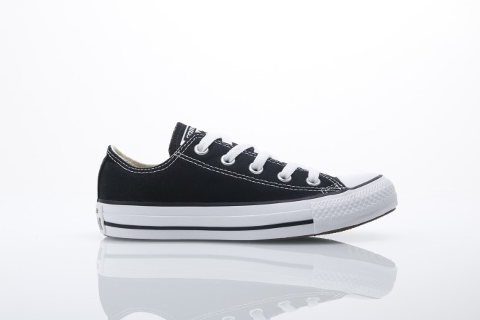 Foto van Converse M9166C Sneakers All Star Ox Zwart