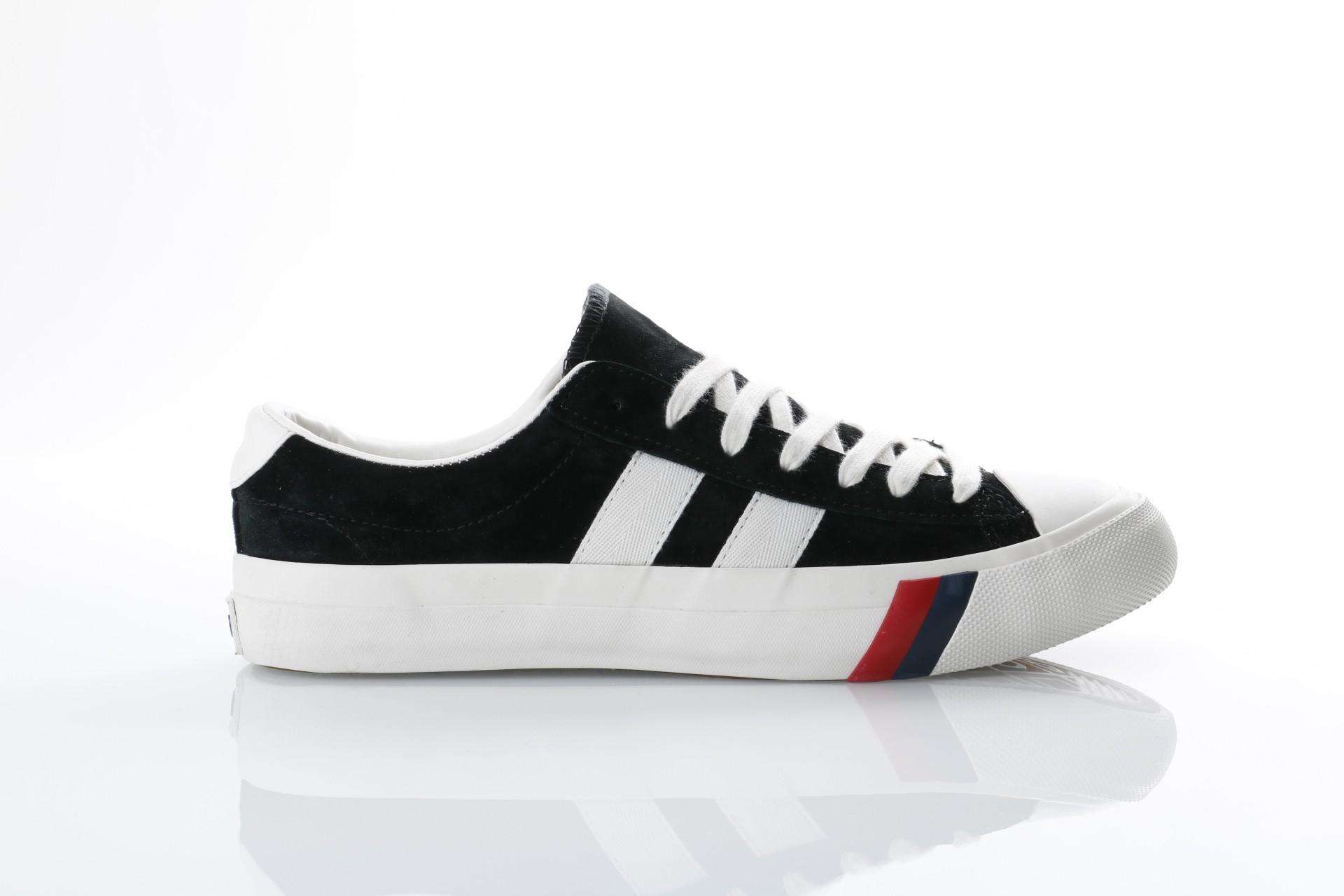 Afbeelding van PRO-Keds PH56800 Sneakers Royal plus suede Zwart