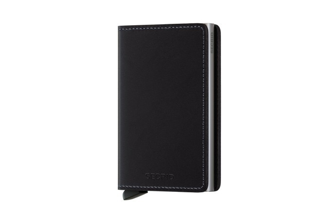 Afbeelding van Secrid SO-BLACK Wallet Slimwallet original Black