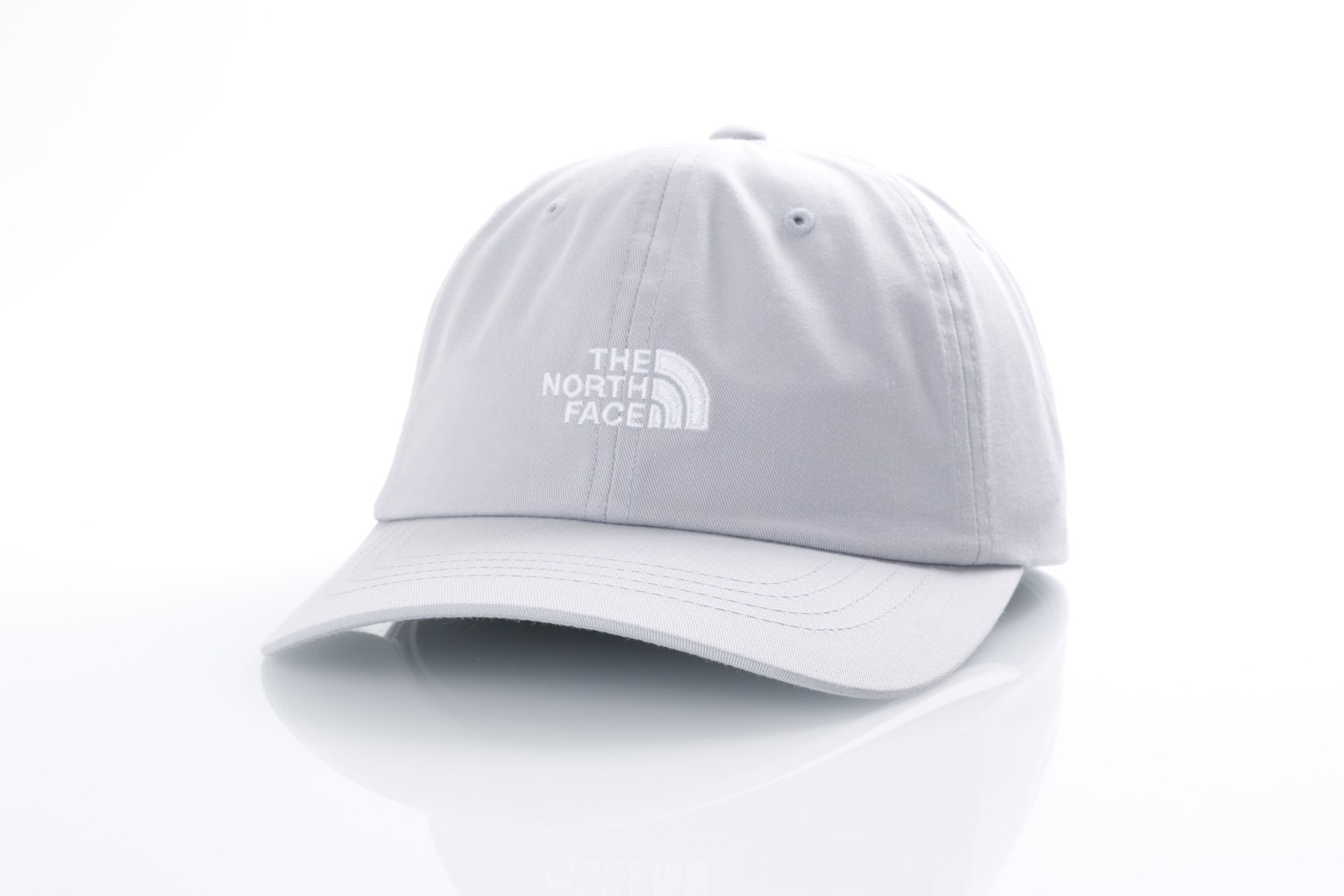 Foto van The North Face T9355W-GCE Strapback cap The norm Grijs