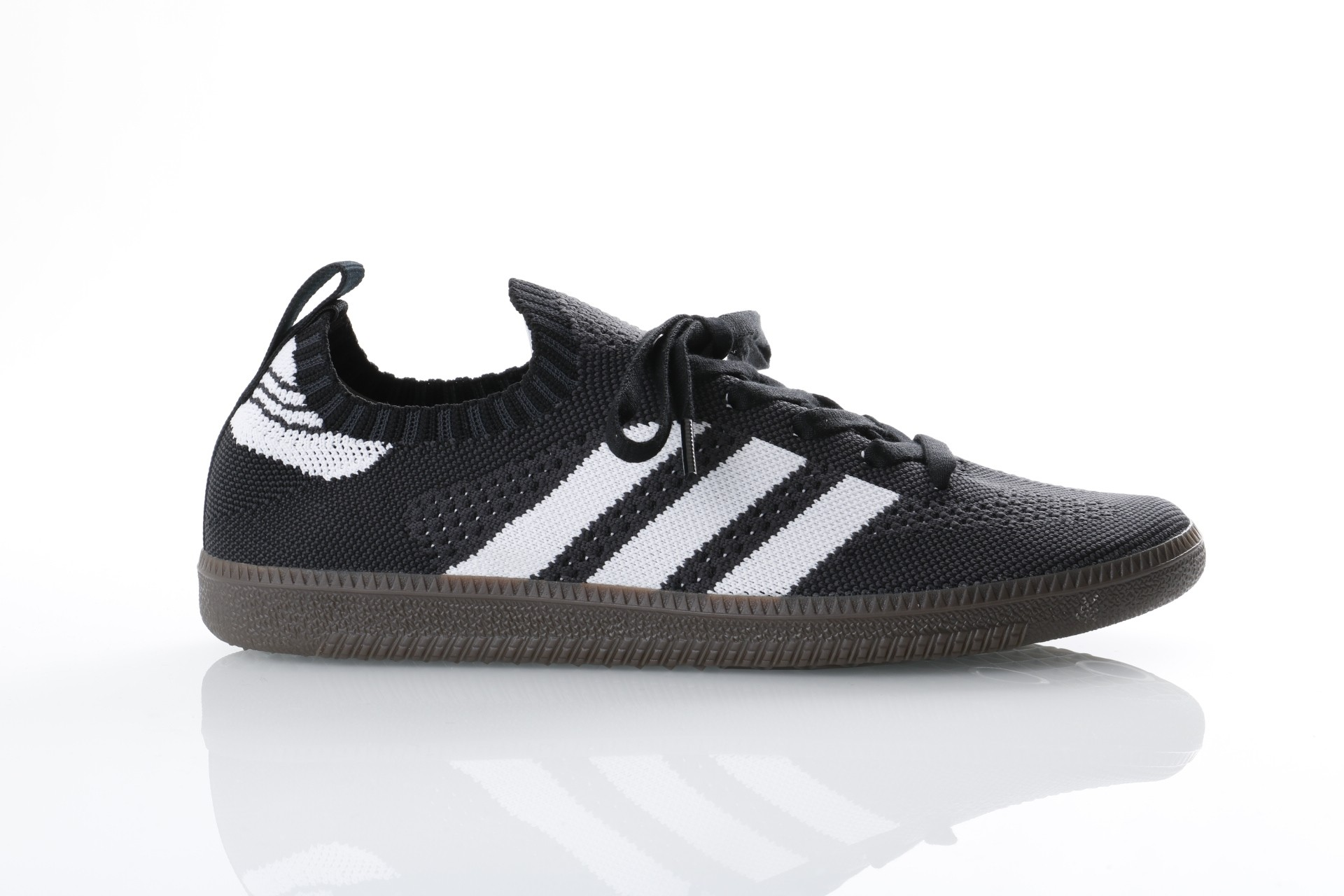 Afbeelding van Adidas Originals CQ2218 Sneakers Samba PK sock Zwart