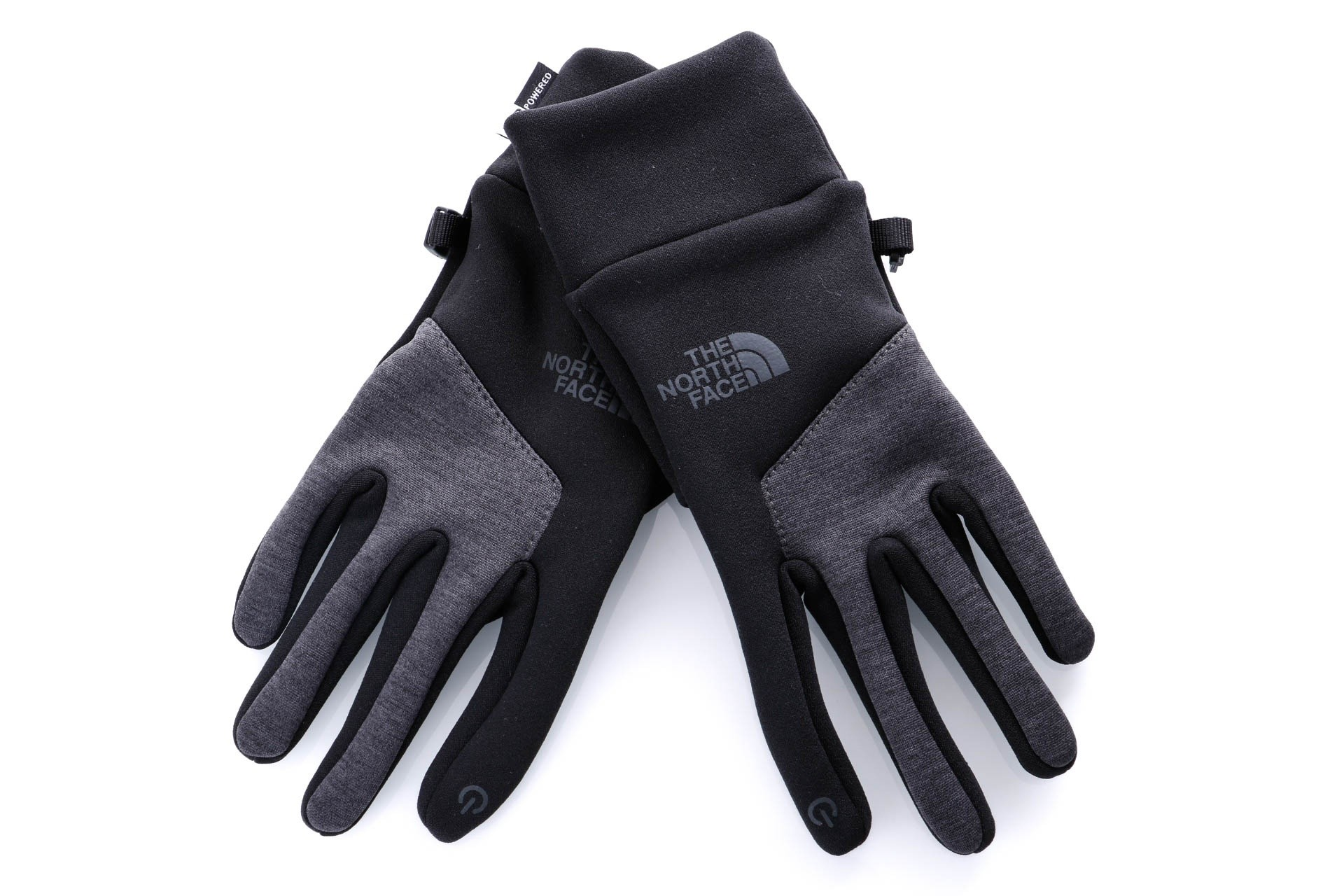 Foto van The North Face ETIP GLOVE T93KPNFTH handschoenen TNFBLACK/TNFDARKGREYHTHER