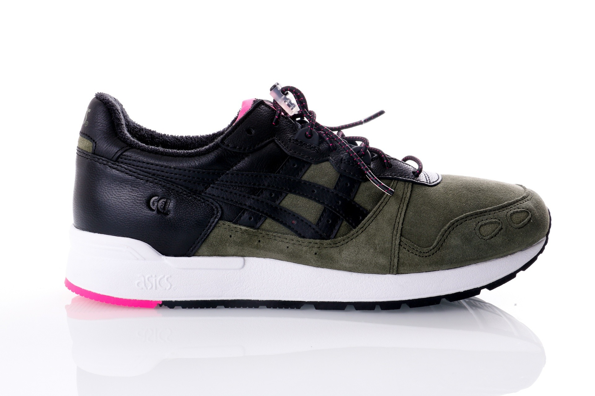 Foto van Asics GEL-LYTE 1193A134 Sneakers FOREST/BLACK