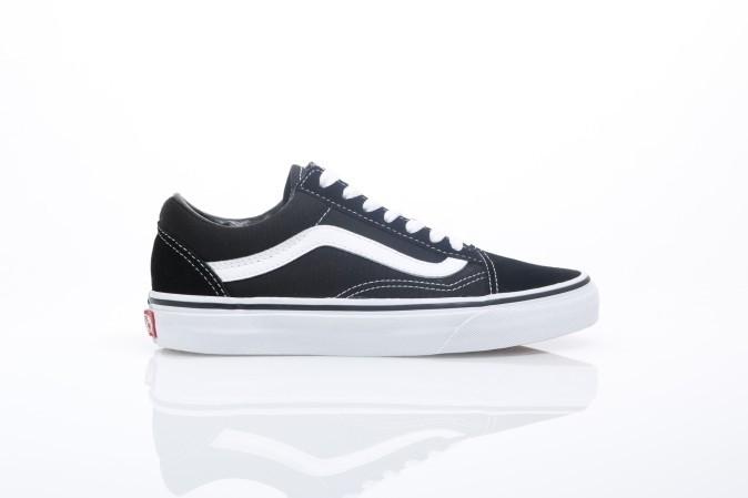 Foto van Vans Classics VD3H-Y28 Sneakers Old skool Zwart